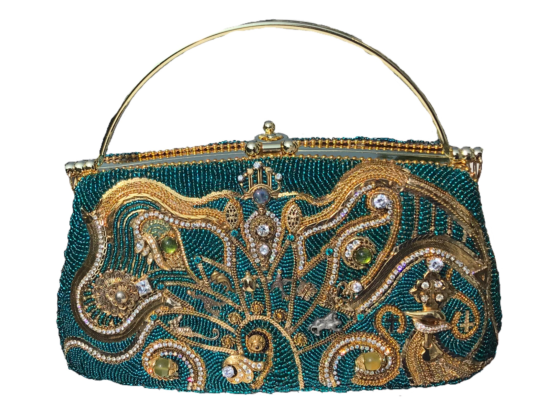 Jeweled Evening Bag