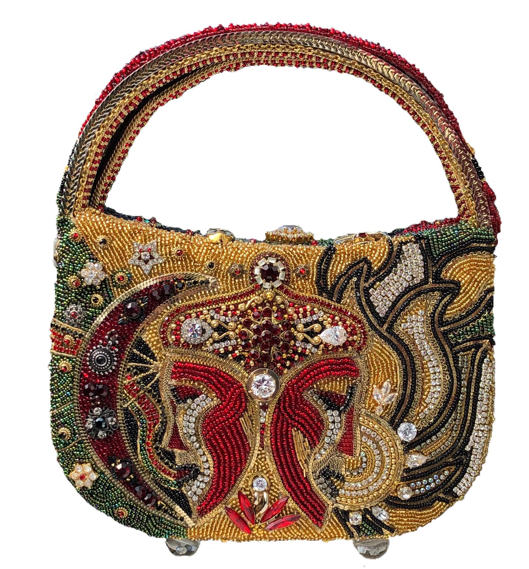 Sun and Moon Handbag