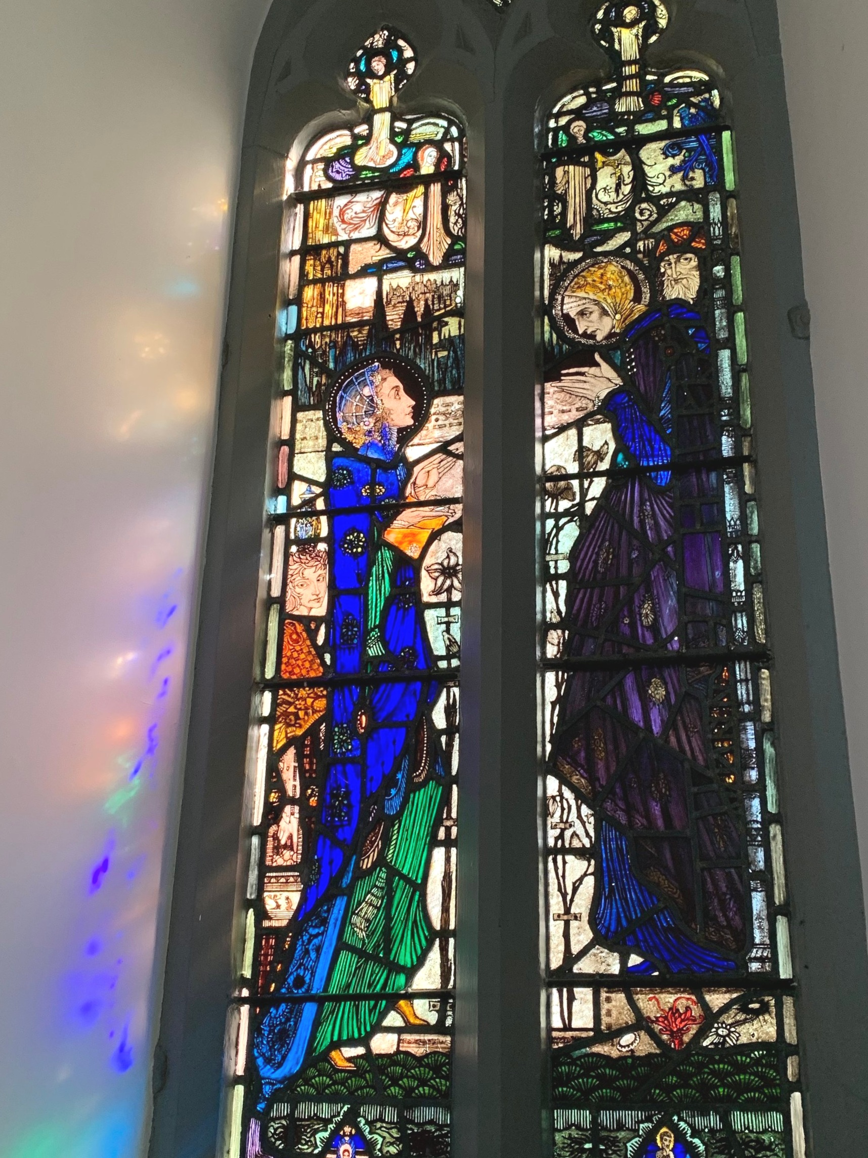 The Visitation, Sts. Peter and Paul, Ireland