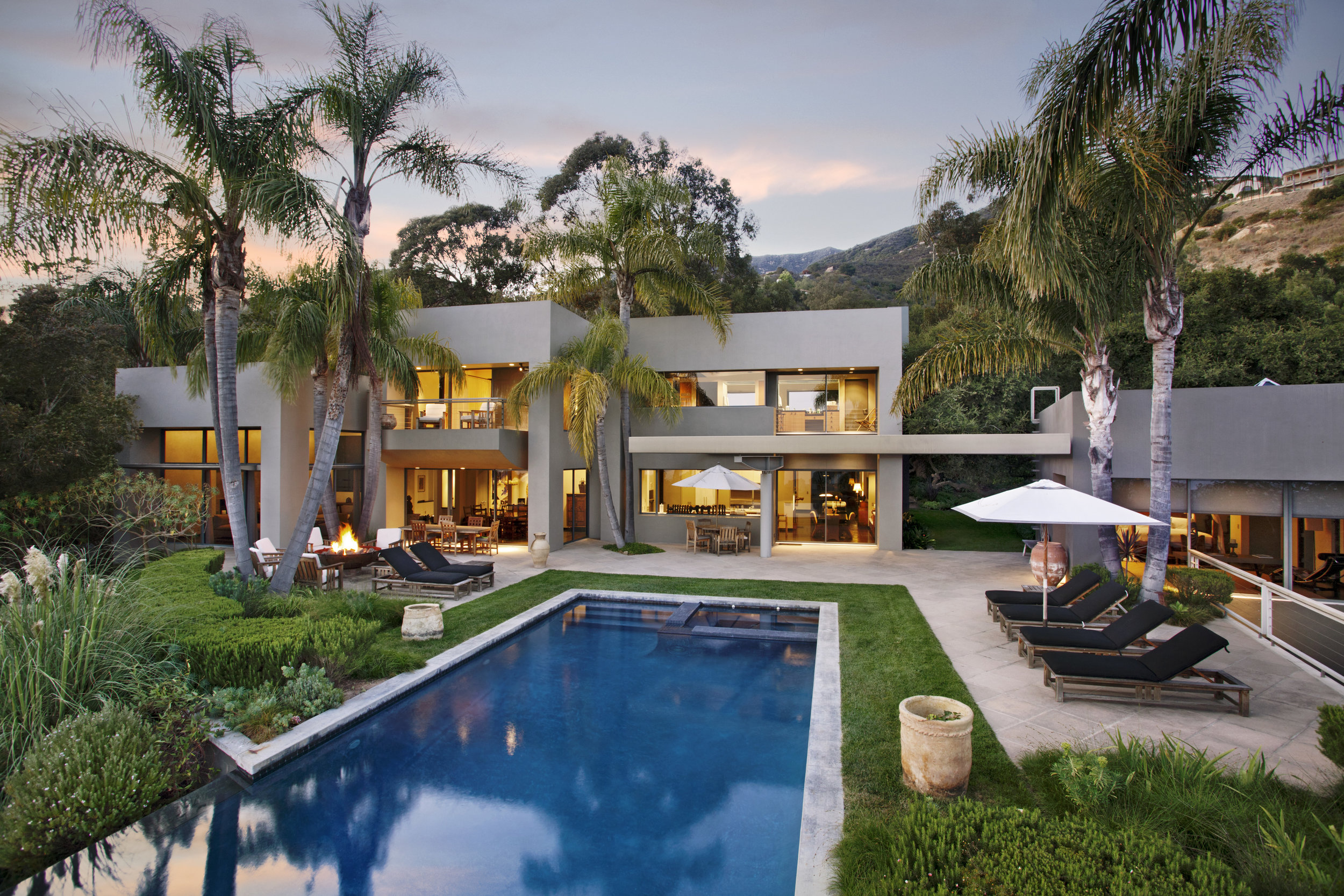 Buena Vista Residence, Montecito, CA