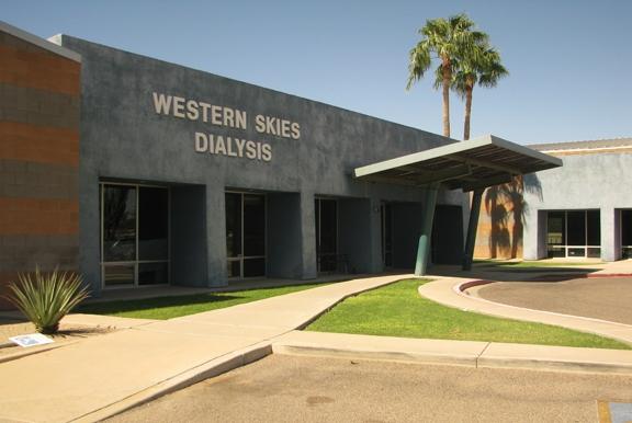 Western Skies Dialysis, Casa Grande, AZ