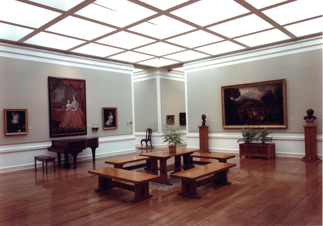 Huntington Art Gallery, San Marino, CA