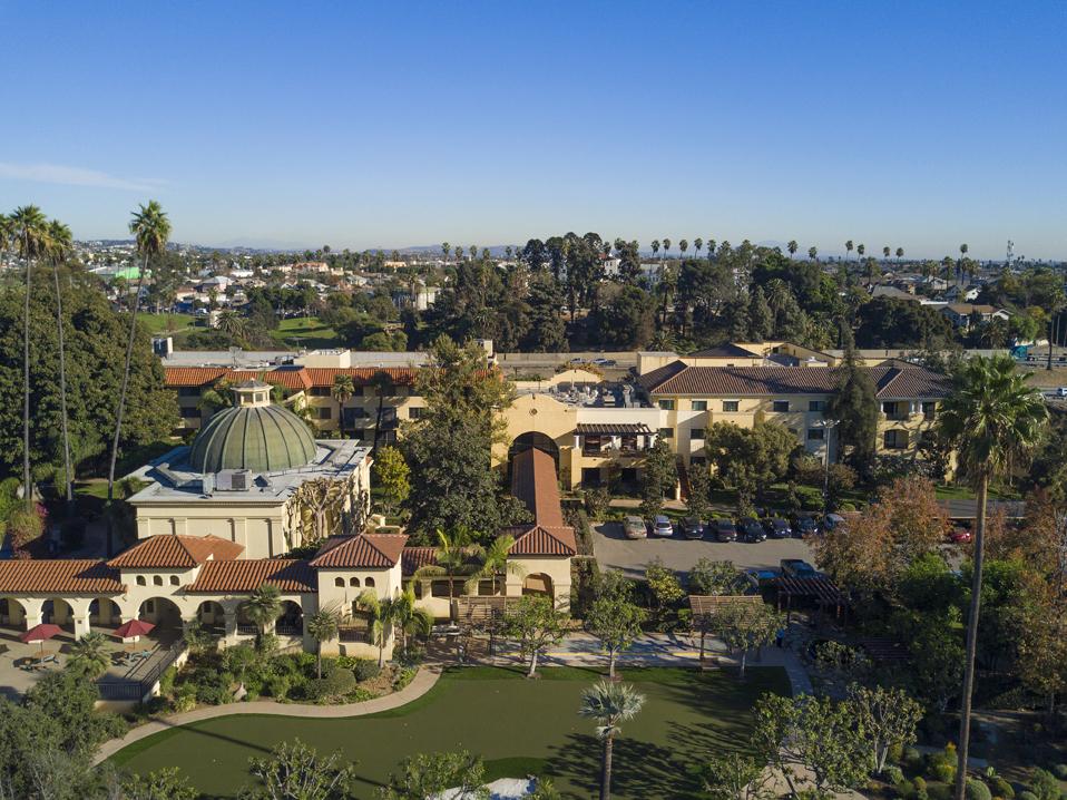 Hollenbeck Palms, Los Angeles, CA