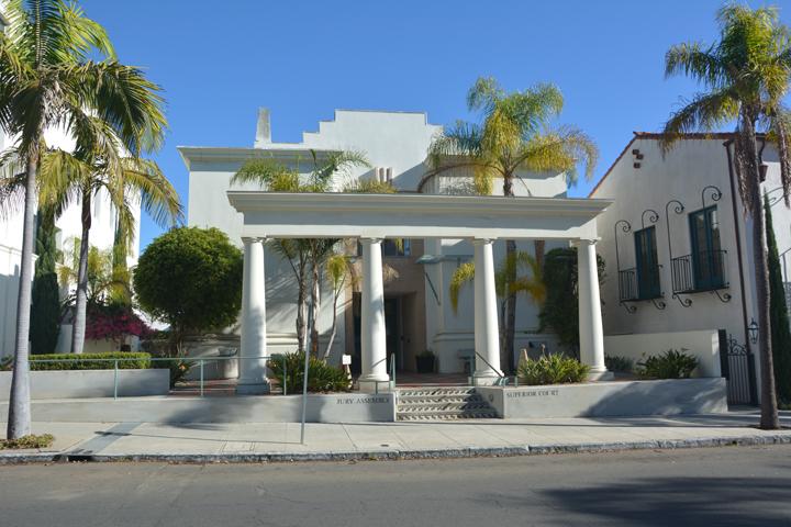 Santa Barbara Jury Assembly, Santa Barbara, CA