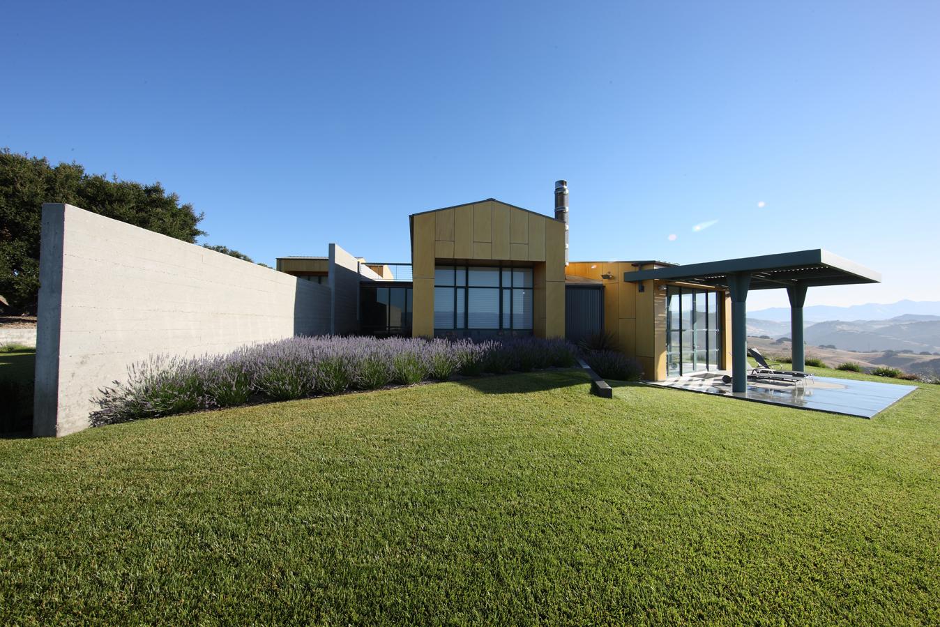Jonata Road Residence, Buellton, CA