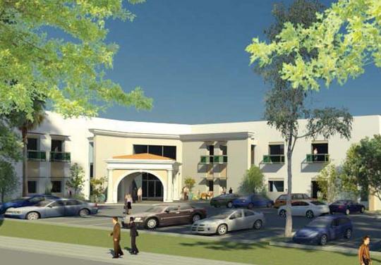 Templeton Psychiatric Hospital, Templeton, CA