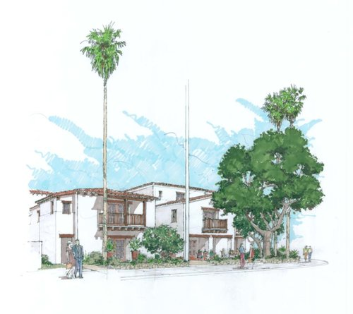 800 Santa Barbara Street, Santa Barbara, CA
