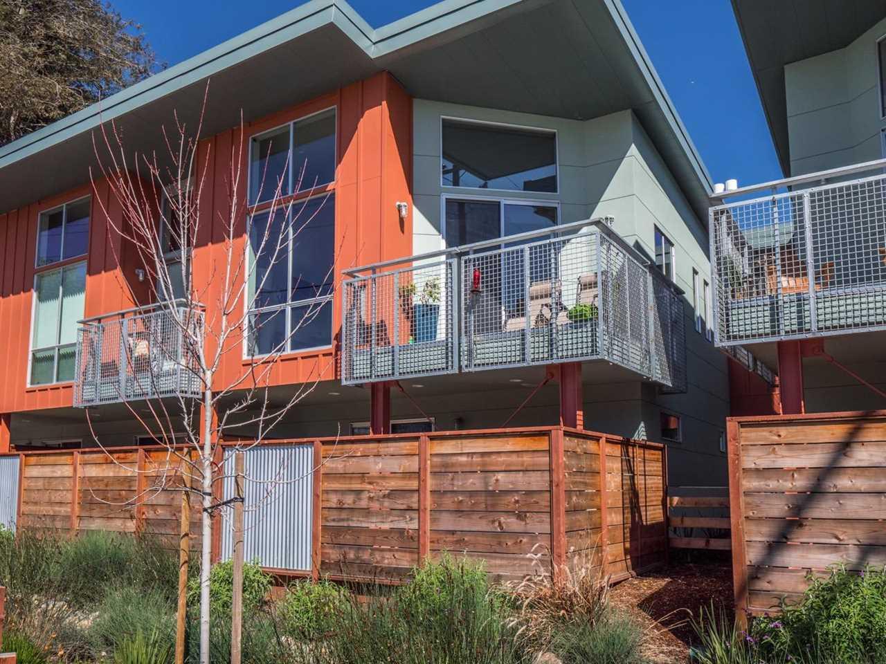 Jewell Street Commons, Santa Cruz, CA