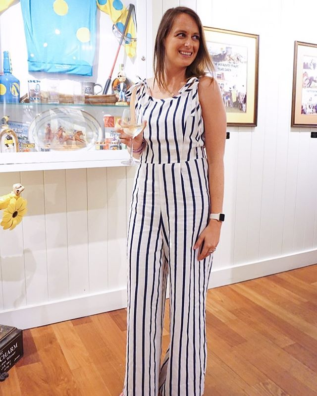 🐎Happy Preakness! 🐎Throwing it back to last years Pre Preakness event with @jpetermanco at the Mount Washington Tavern! Gorgeous jumpsuit is JPeterman Brand. Hope everyone has an awesome Saturday #travelingtrendy . . . . . . . . . . . . . . . . . . . . . . . . .  #outfitoftheday #theeverygirl #fashionable #pandora #fashionblog #currentlywearing #fashiondiaries #streetstyle #thatsdarling #streetstyleinspo #springstyle #todaysoutfit #styleblogger #baltimoremagazine #liveauthentic #styleoftheday #fashionaddict #styleinspiration #thebmorecreatives #visualoflife #discoverunder10k #fashionlovers #styleobsessed #streetstyleinspo #baltimorestyle #baltimoreblogger #preakness #weekendvibes #jpeterman #preaknessstakes