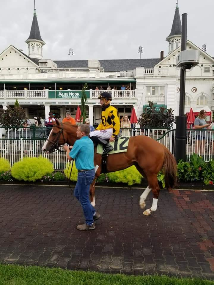 Williams Creek at Churchill Downs June 23, 2019