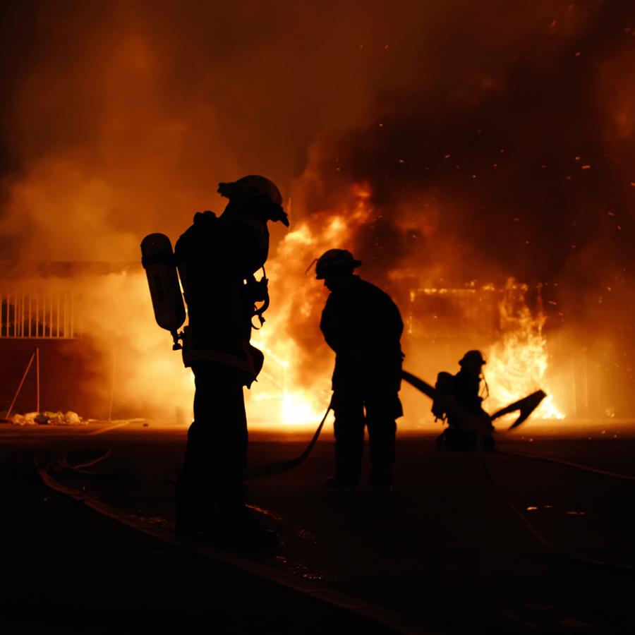 IAFF firefighter paramedics