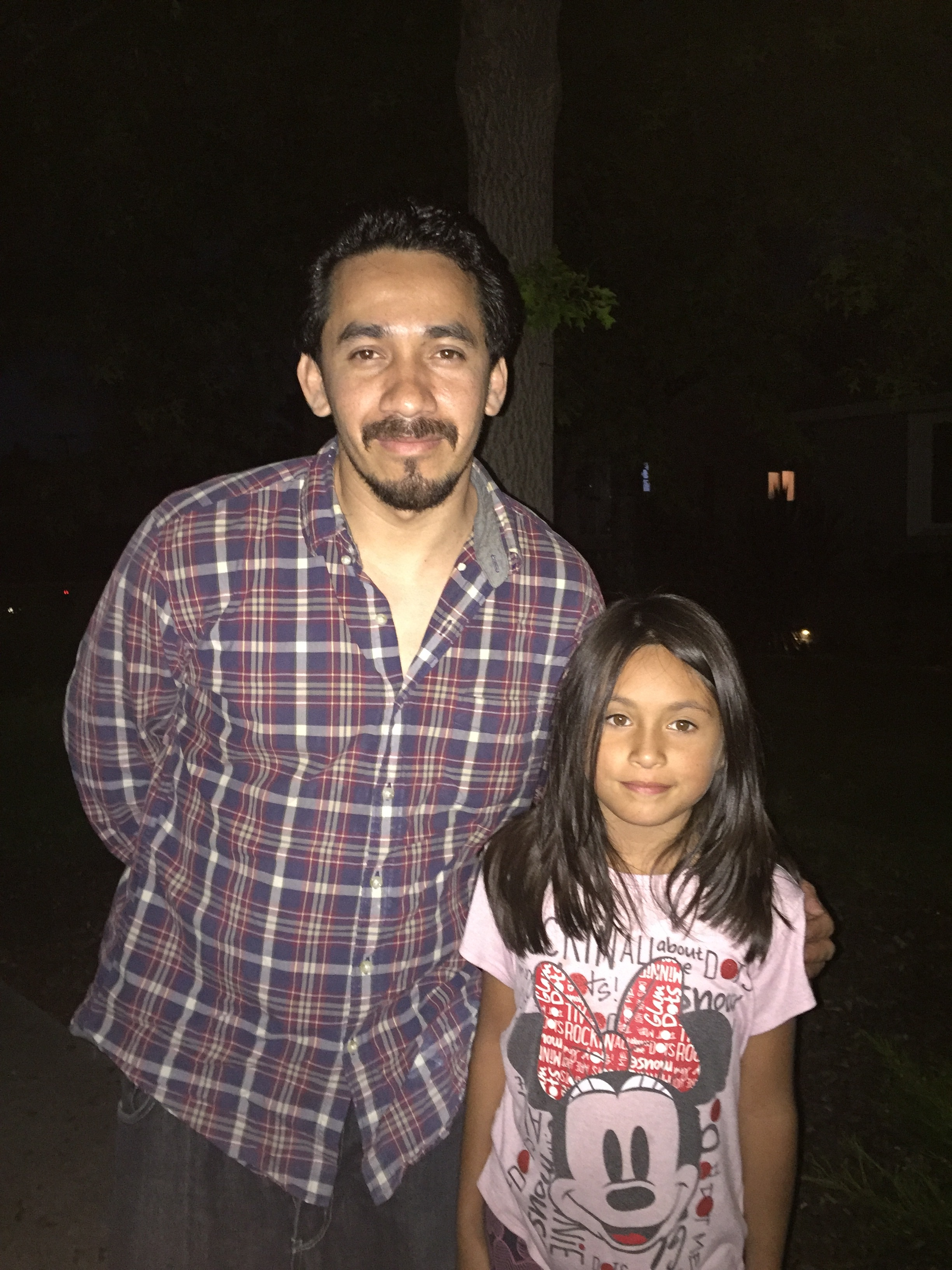 JOSÉ - José is a father, who for nine months, was detained by ICE and unable to care for his daughter. Jose moved to the U.S. when he was 15-years-old--more than two decades ago.He was granted a $20,000bond but raising that amount is personally out of his reach. As a result, he was stuck in detention and unable to defend himself or provide crucial evidence to a judge that could allow him to obtain permanent legal status.After nine months, we were able to pay most of José's bond and gain his release. Now José is staying with his cousin while he prepares for his hearing in July. He is able to see his 9-year-old daughter and collect evidence to try to stay in the United States with his daughter and community of more than two decades.