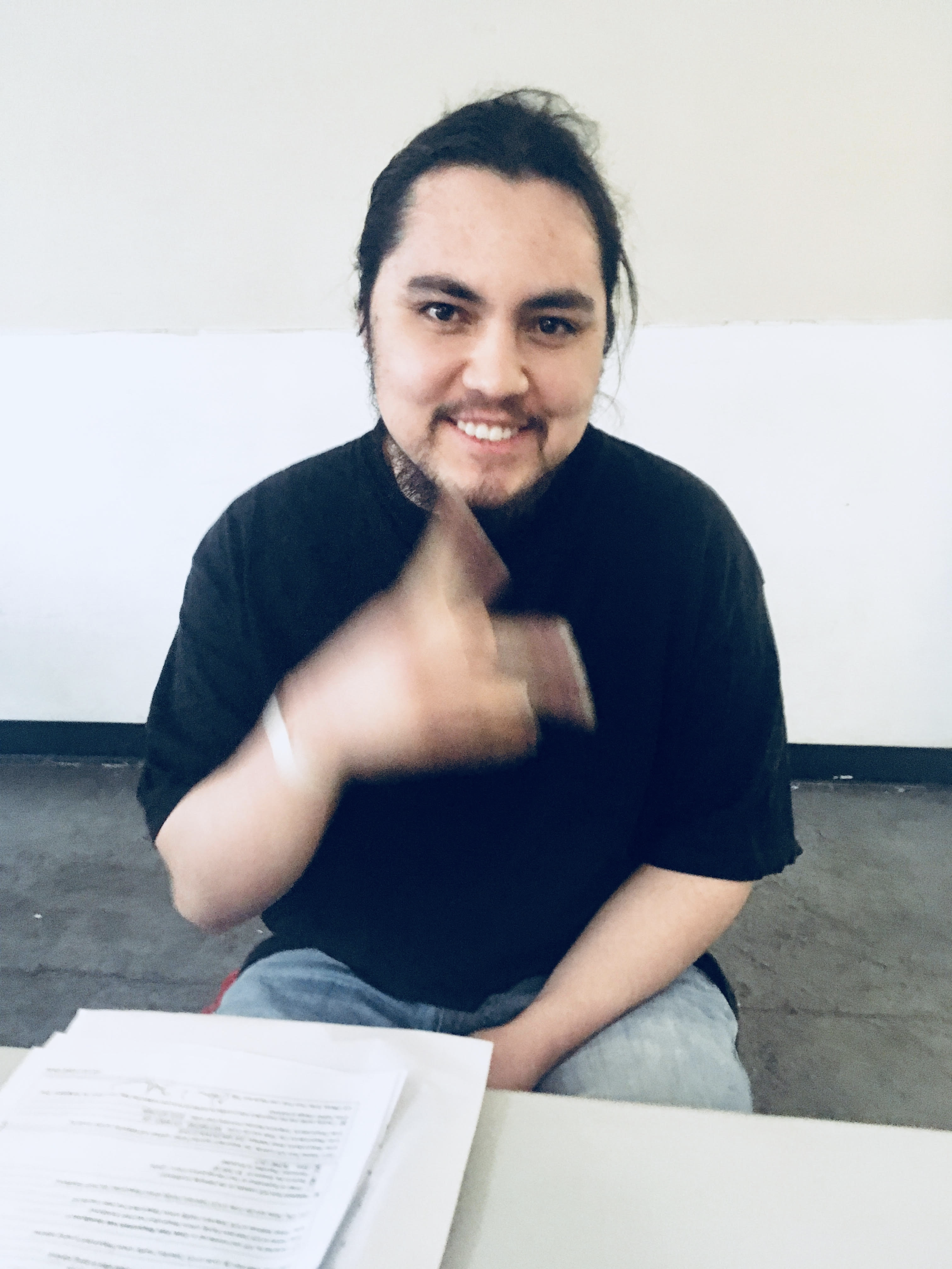 Alexis - Alexis is a 26-year-old man from Mexico who has lived in the United States since he was a baby. Alexis was granted a bond, but unfortunately lacked the resources to pay it, and had to fight his immigration case from detention. After spending almost a year and a half in ICE custody, the immigration judge granted Alexis asylum. Notwithstanding his grant of asylum, the government sought to continue to detain Alexis while it pursued an appeal in his case. With your help, Alexis was finally able to leave ICE custody on March 15, 2018, while ICE pursues its appeal. Alexis is so excited to start putting his life back together after his extended detention. He is especially looking forward to starting GED courses and getting a job. Alexis is grateful to all of you for your help in freeing him!