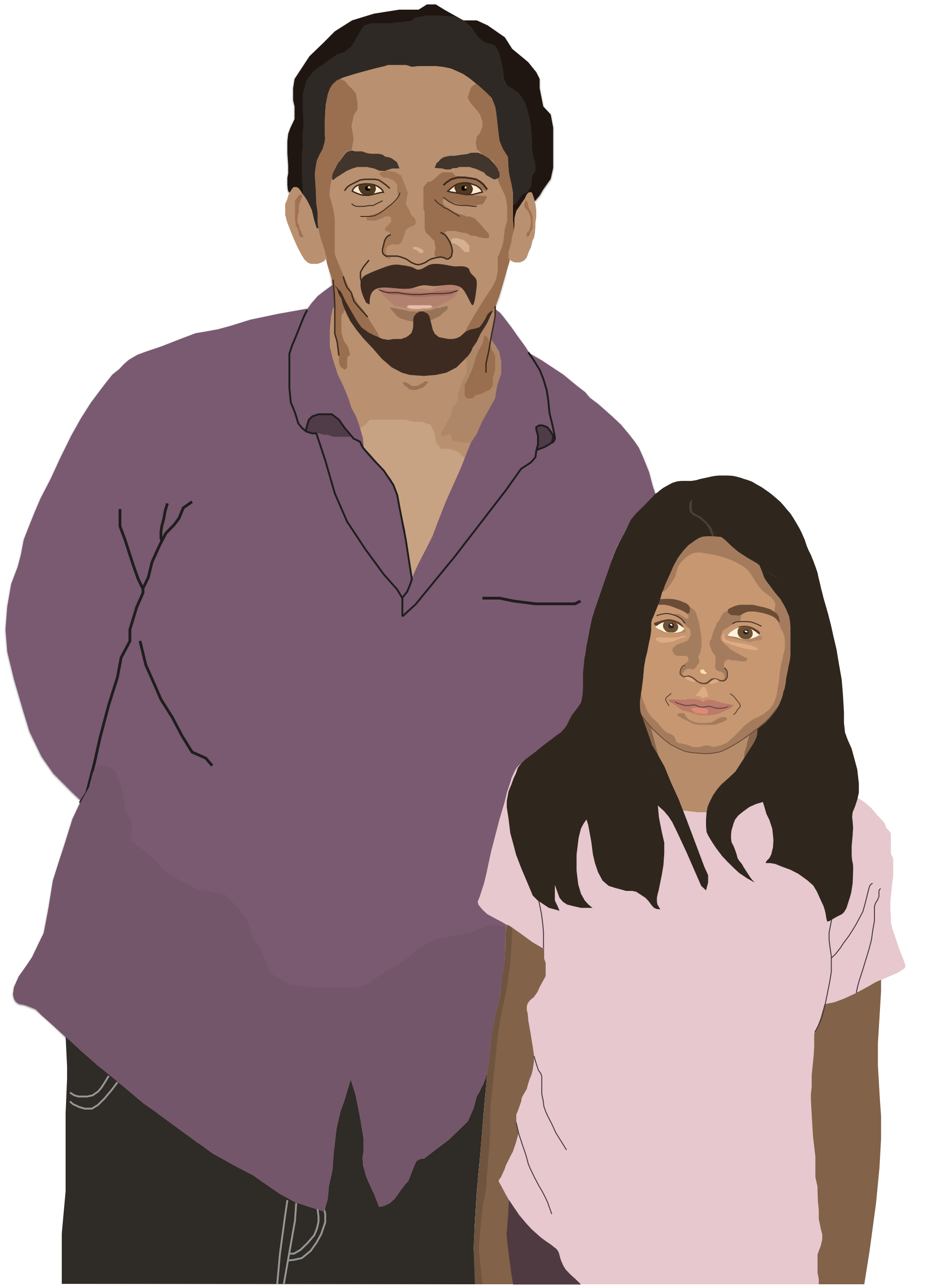 José - José is a father, who for nine months, was detained by ICE and unable to care for his daughter. Jose moved to the U.S. when he was 15-years-old--more than two decades ago. He was granted a $20,000 bond but raising that amount is personally out of his reach. As a result, he was stuck in detention and unable to defend himself or provide crucial evidence to a judge that could allow him to obtain permanent legal status.After nine months, we were able to pay most of José's bond and gain his release. Now José is staying with his cousin while he prepares for his hearing in July. He is able to see his 9-year-old daughter and collect evidence to try to stay in the United States with his daughter and community of more than two decades.