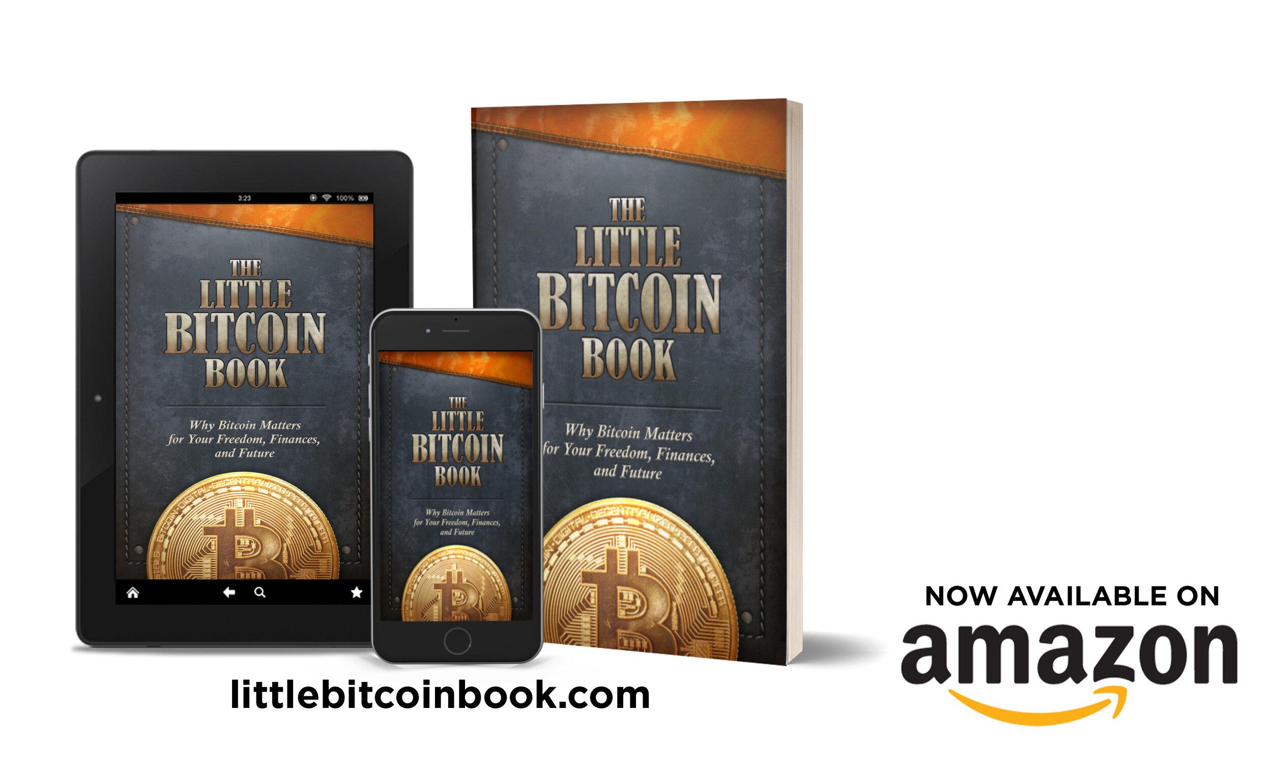 The Little Bitcoin Book on Amazon