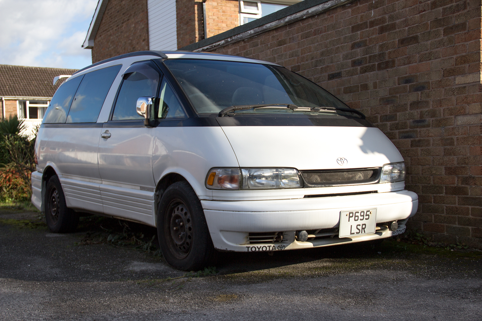 Toyota Estima G 1997