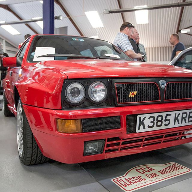 Lancia Delta Integrale 16v is more like it. #EverymanClassics Show was amazing, I've got buckets of these ready to go #Lancia #Delta #classic #cars