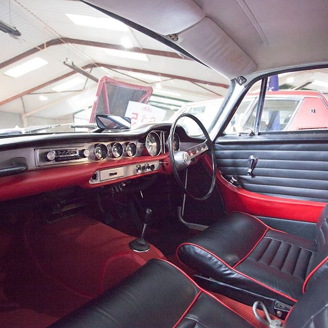 Volvo P600 Interior#Volvo #Classics #Ribbed #For #Her #Pleasure