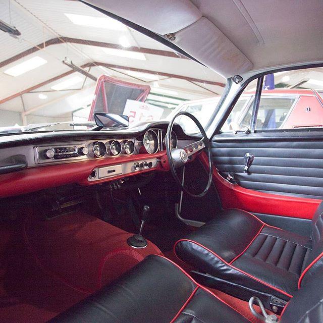 Volvo P600 Interior#Volvo #Classics #Ribbed #For #Her #Pleasure