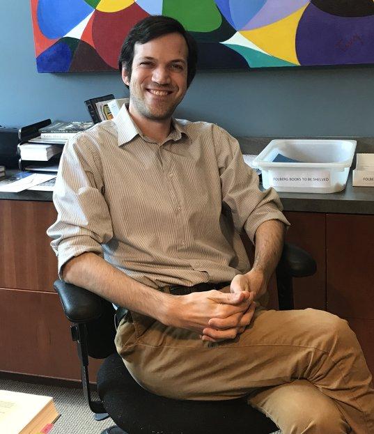 Sam Rosenberg, CBI Executive Assistant to the Clergy