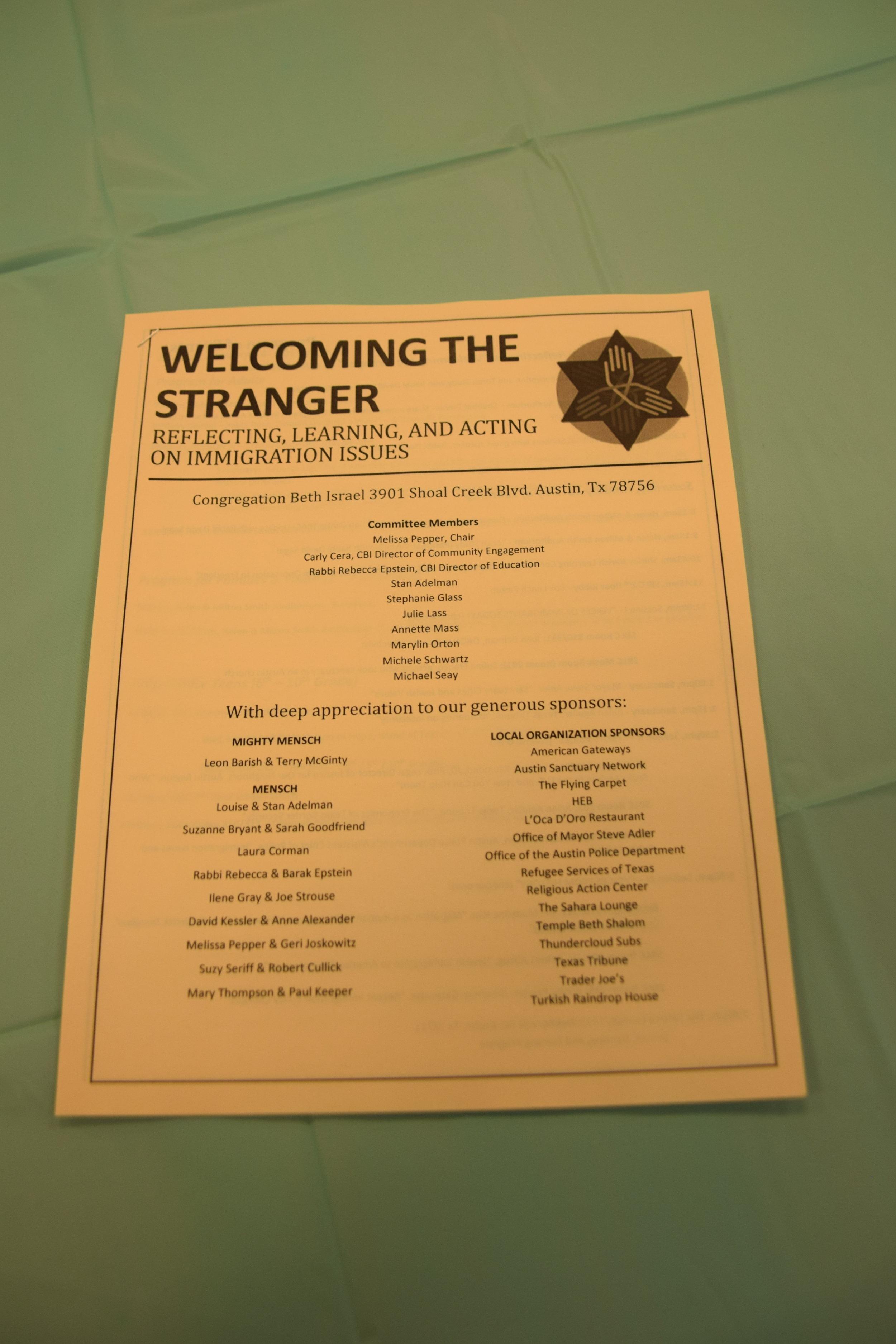 Welcoming the Stranger-CBI week-end (10).JPG