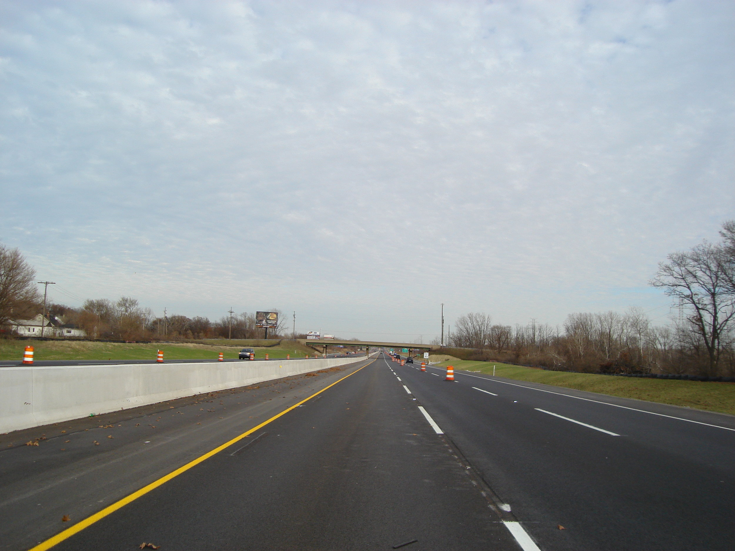 Indiana Toll Road Striping and MOT