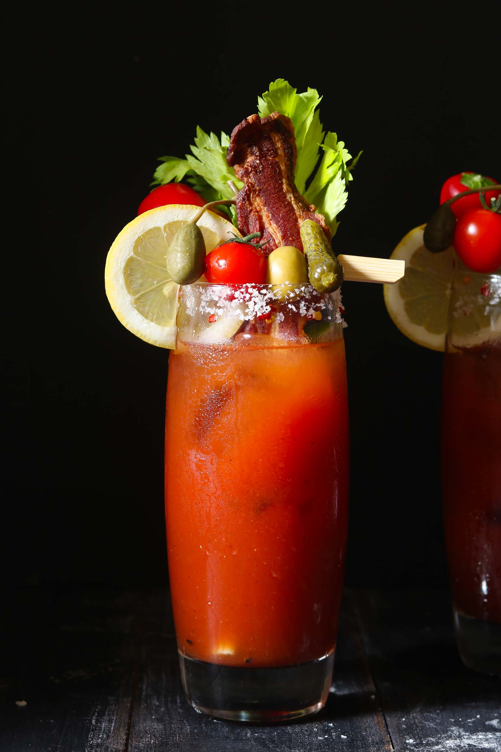 Every Sunday, Join us for Build Your Own $5 Egg Sandwiches & All Day Happy Hour with Bloody Mary & Drink Specials at the Bar!