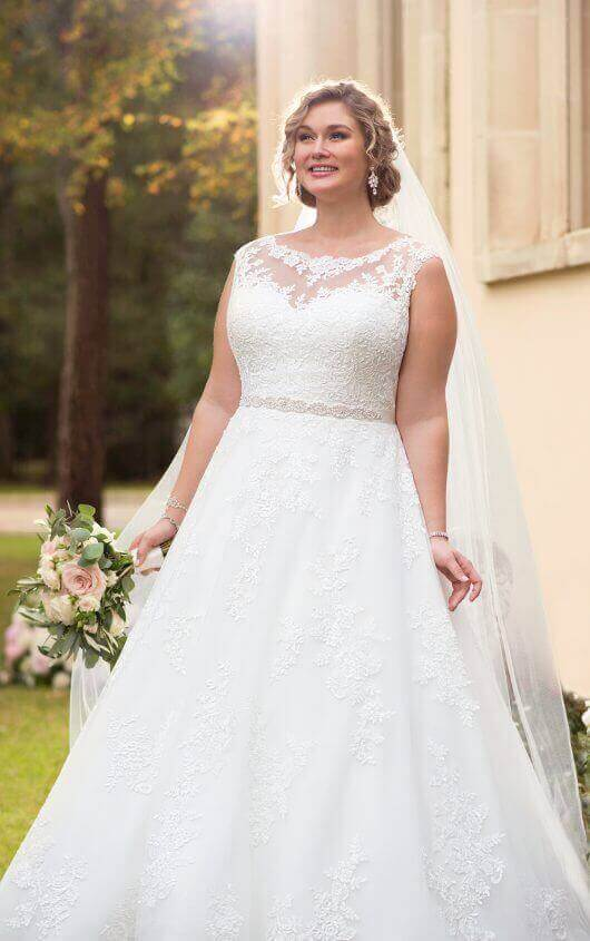 Wedding Dress Plus Size.Our Plus Size Brides Always And Forever Bridal Bridesmaids Prom