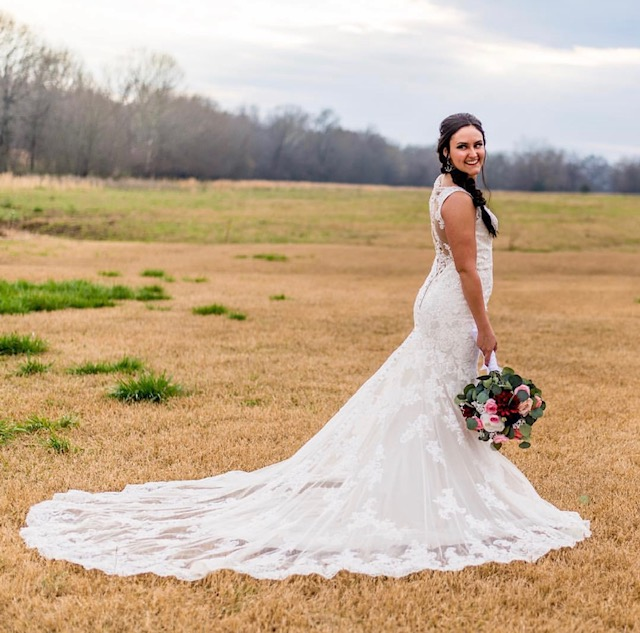 Ashley // March 2019 //  The Barn with Southern Charm //  Shelby Webster Photography