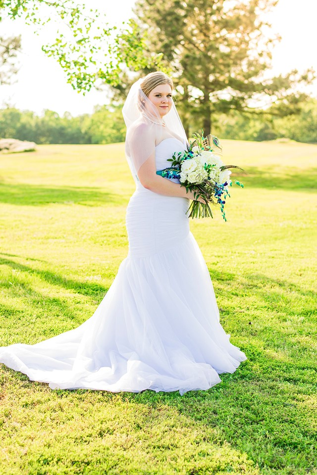 Hannah // May 2019 //  Welch Photographic Art  //  Chateau on the Greens  //  I Do Wedding Consulting  //  Booneville Flower Shop