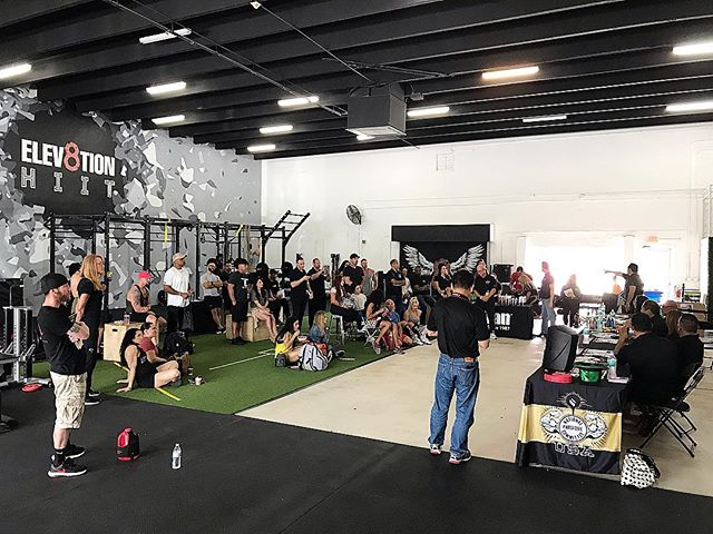 Incredible experience having @npcfloridaofficialpage @tgflex and the whole team at @elev8tionfitness ... thank you to the judges, athletes, everyone who attended and participated in the first NPC Clinic here! Check their website for the 2019 NPC schedule! . #aedistrictmiami #wynwood #brickell #southbeach #miamibeach #downtownmiami #fitnessandhealth #fitness #muscleandfitness #motivation #inspiration #goals #success #miami #nike #adidas #bodybuilding #classicphysique #getshitdone #powerlifting #boxing #classicphysique #life #quotes #elev8tionfitness #HIIT
