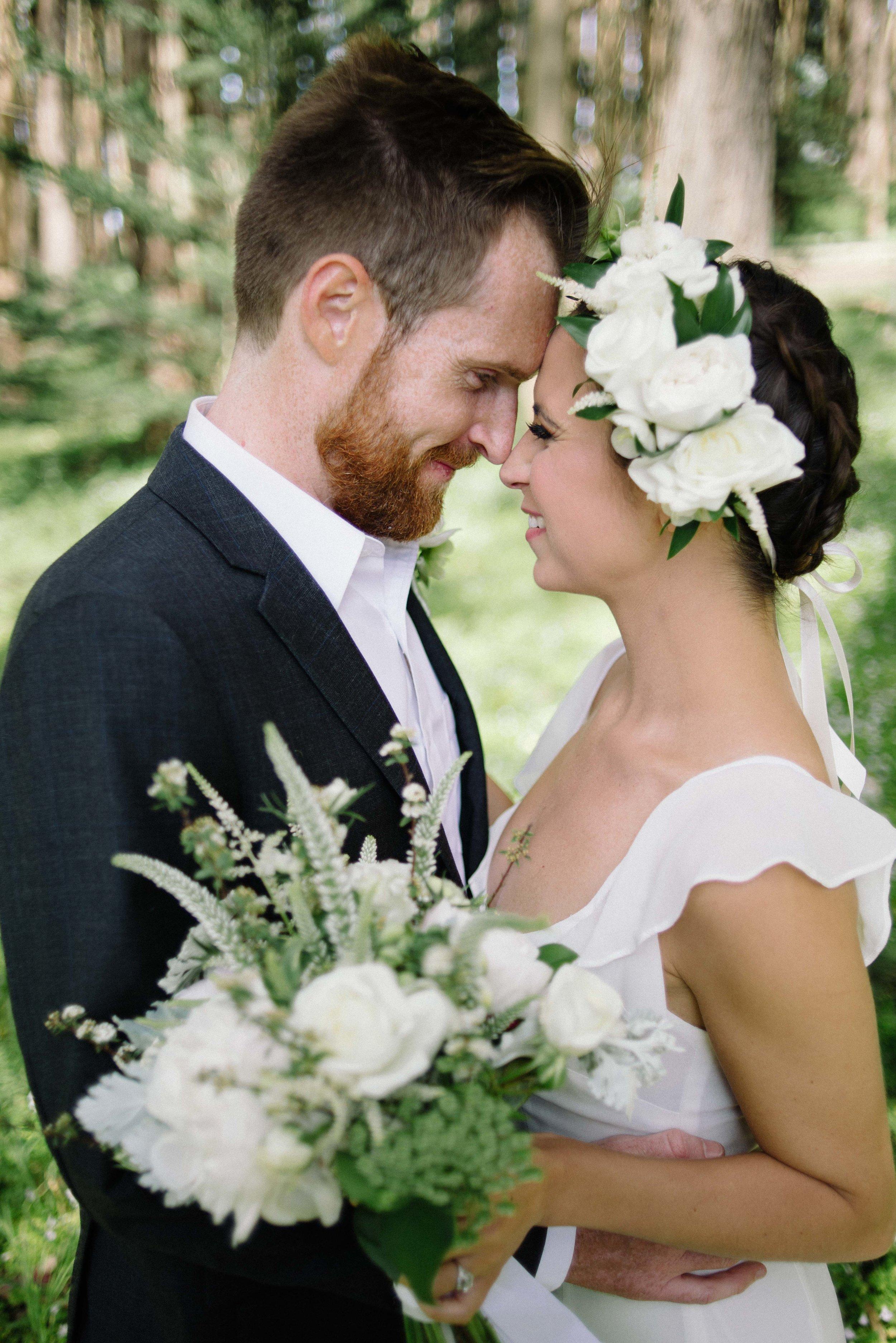 Krystina + Andy - Wedding