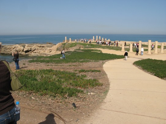 Ruins of Palace of Herod the Great
