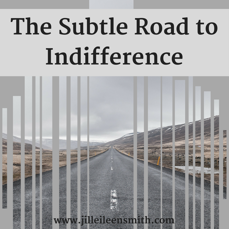 The Subtle Road to Indifference