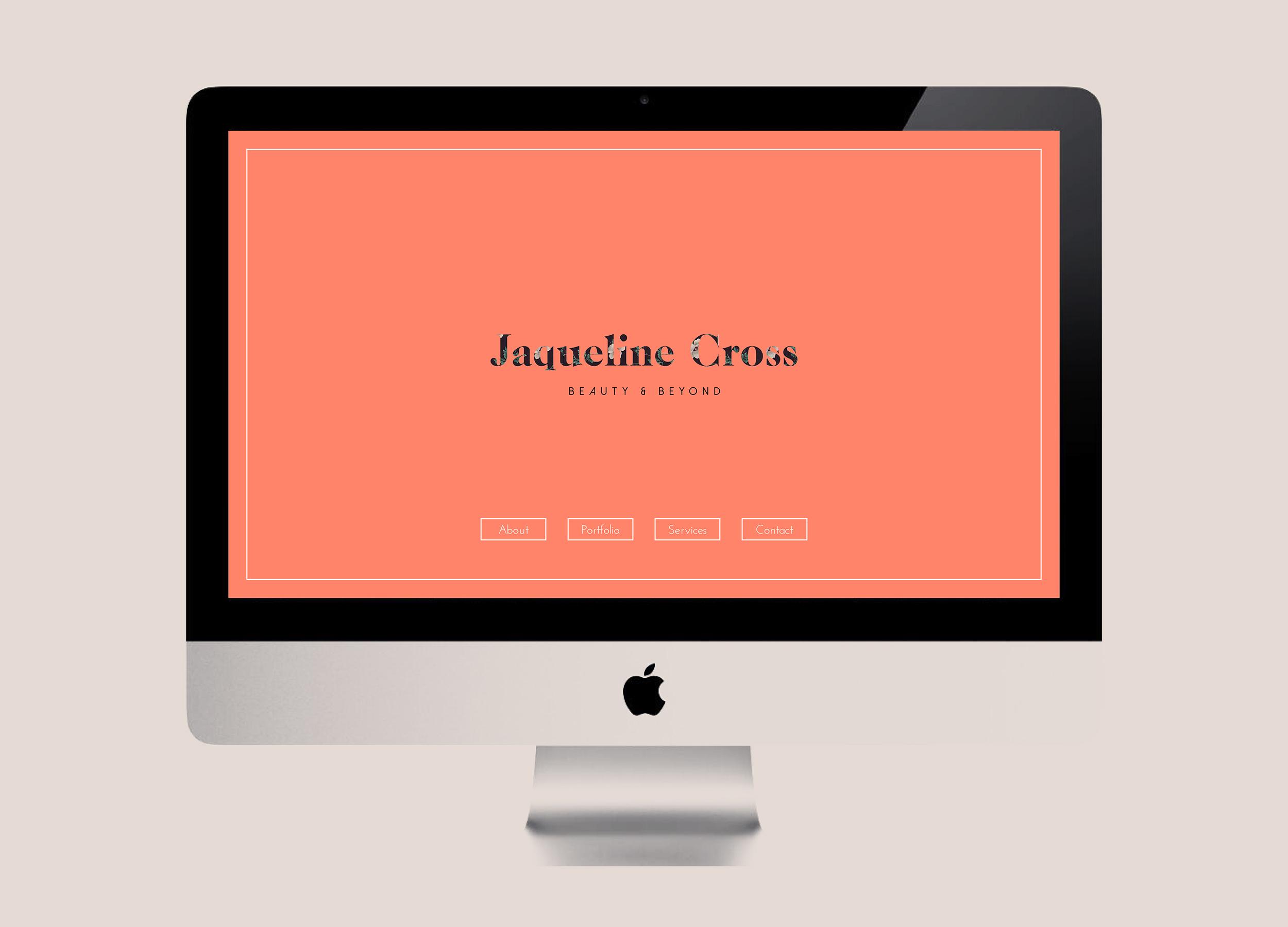 CANOPY_Jaqueline Cross_Website Design