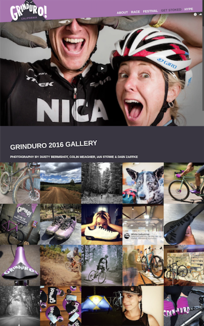 Grinduro Gallery