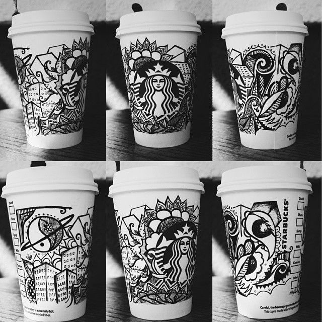 Starbucks: White Cup Contest — StoryBox