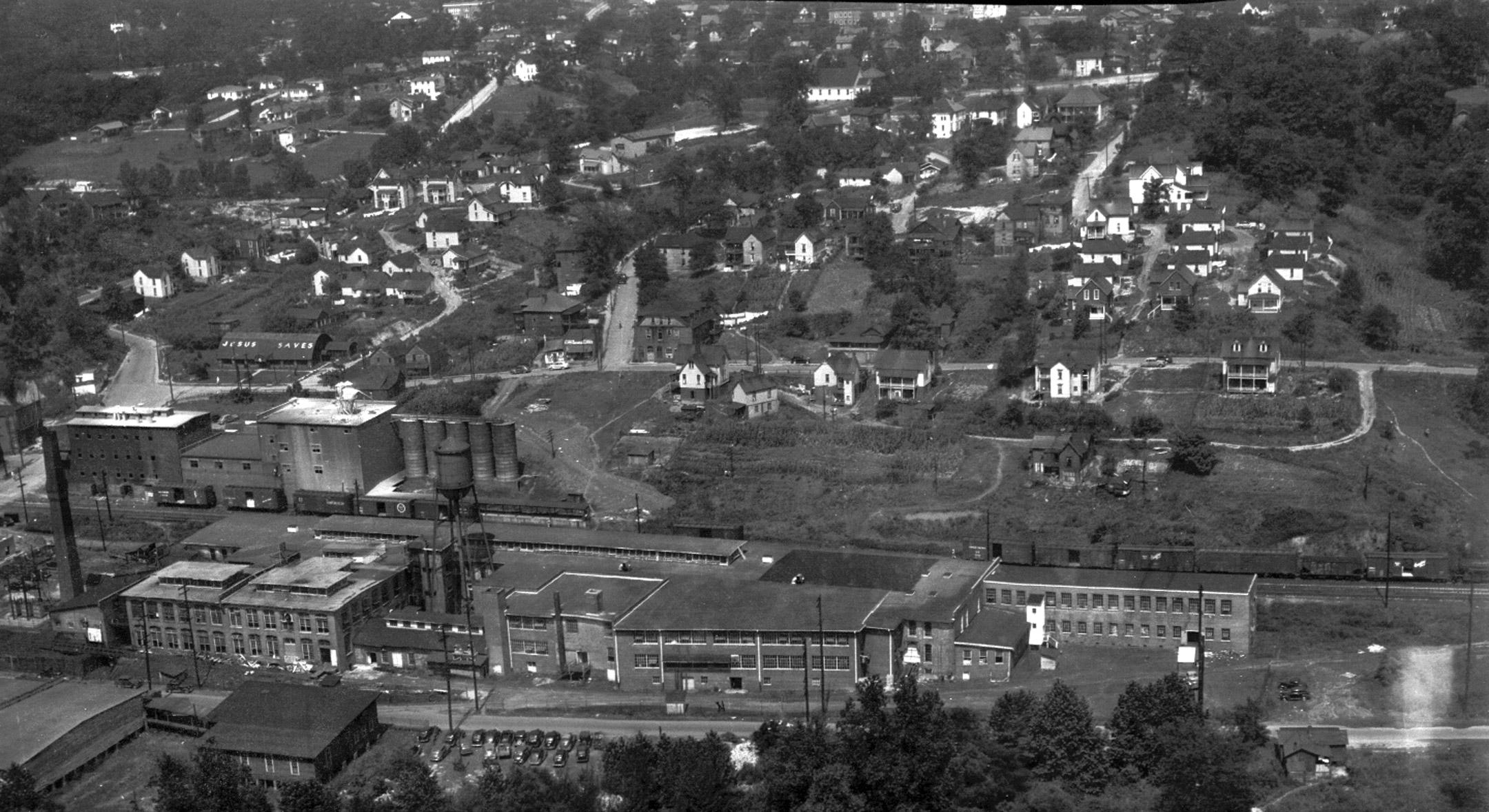 Photo credit: North Carolina Collection, Pack Memorial Public Library, Asheville, North Carolina