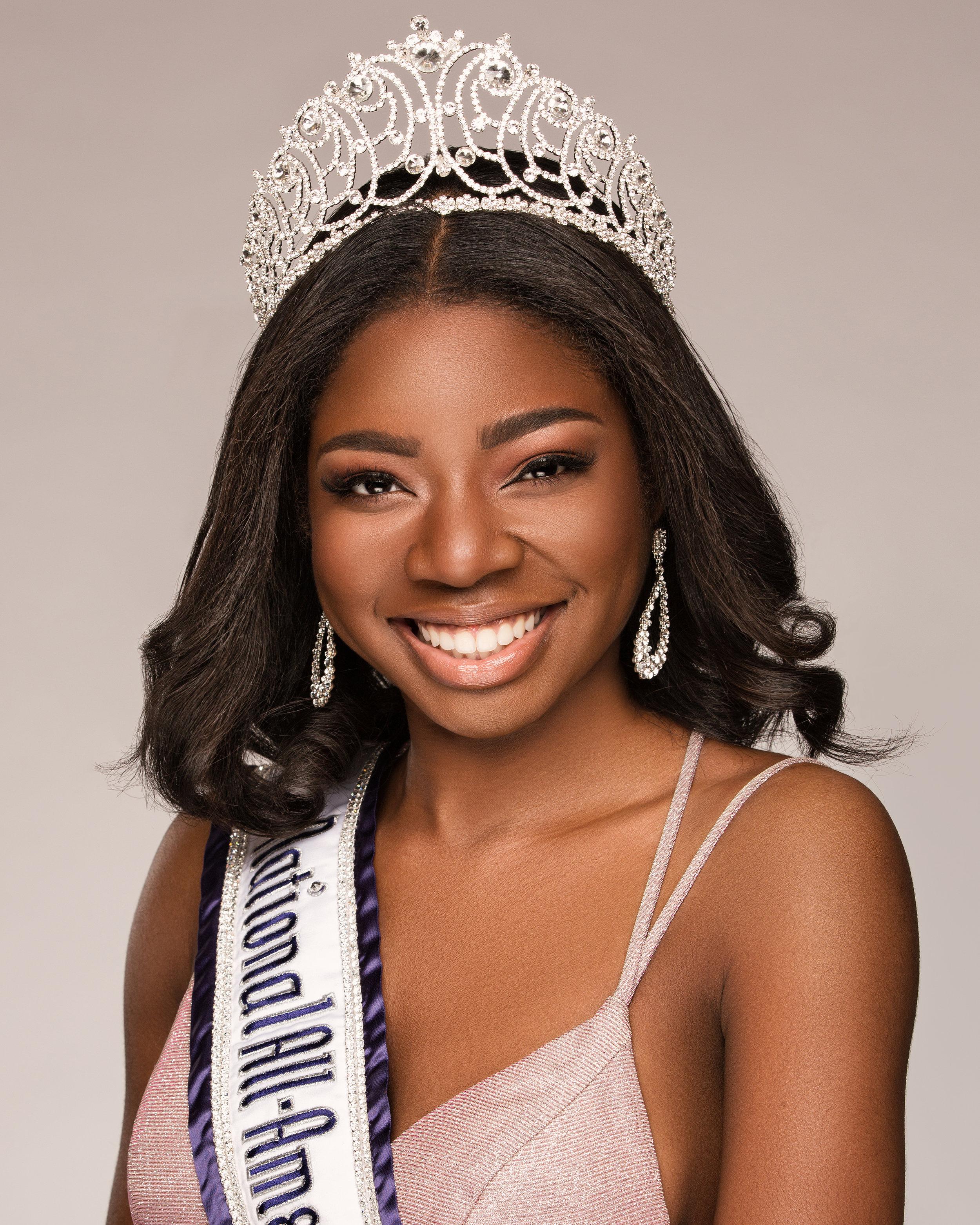 Tayah - 2019 National All-American Miss Teen