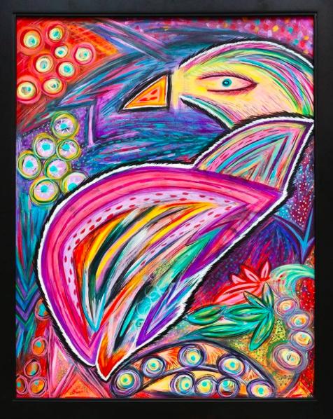 """Electric Bird"""