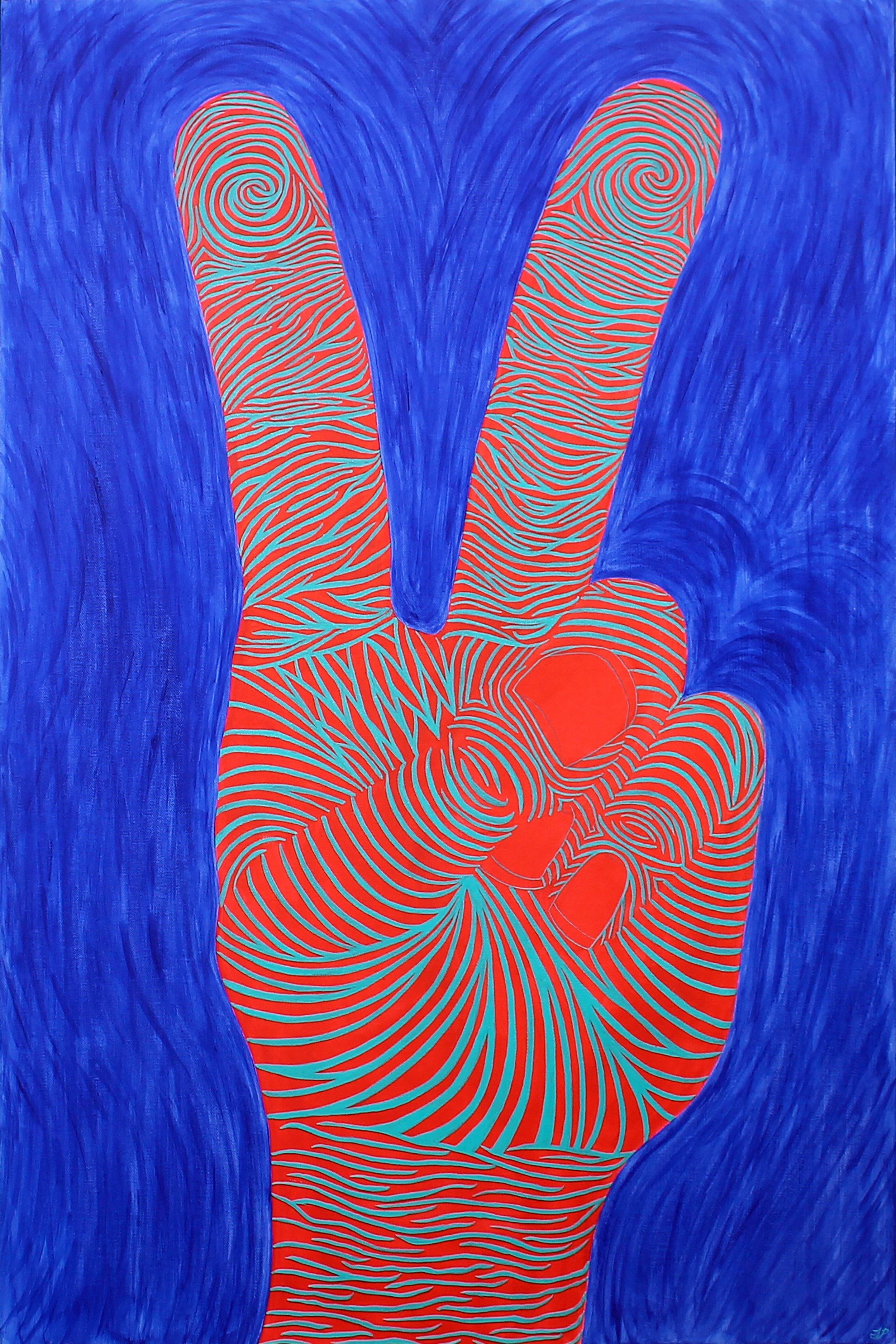 """Peaceful Fingerprints"