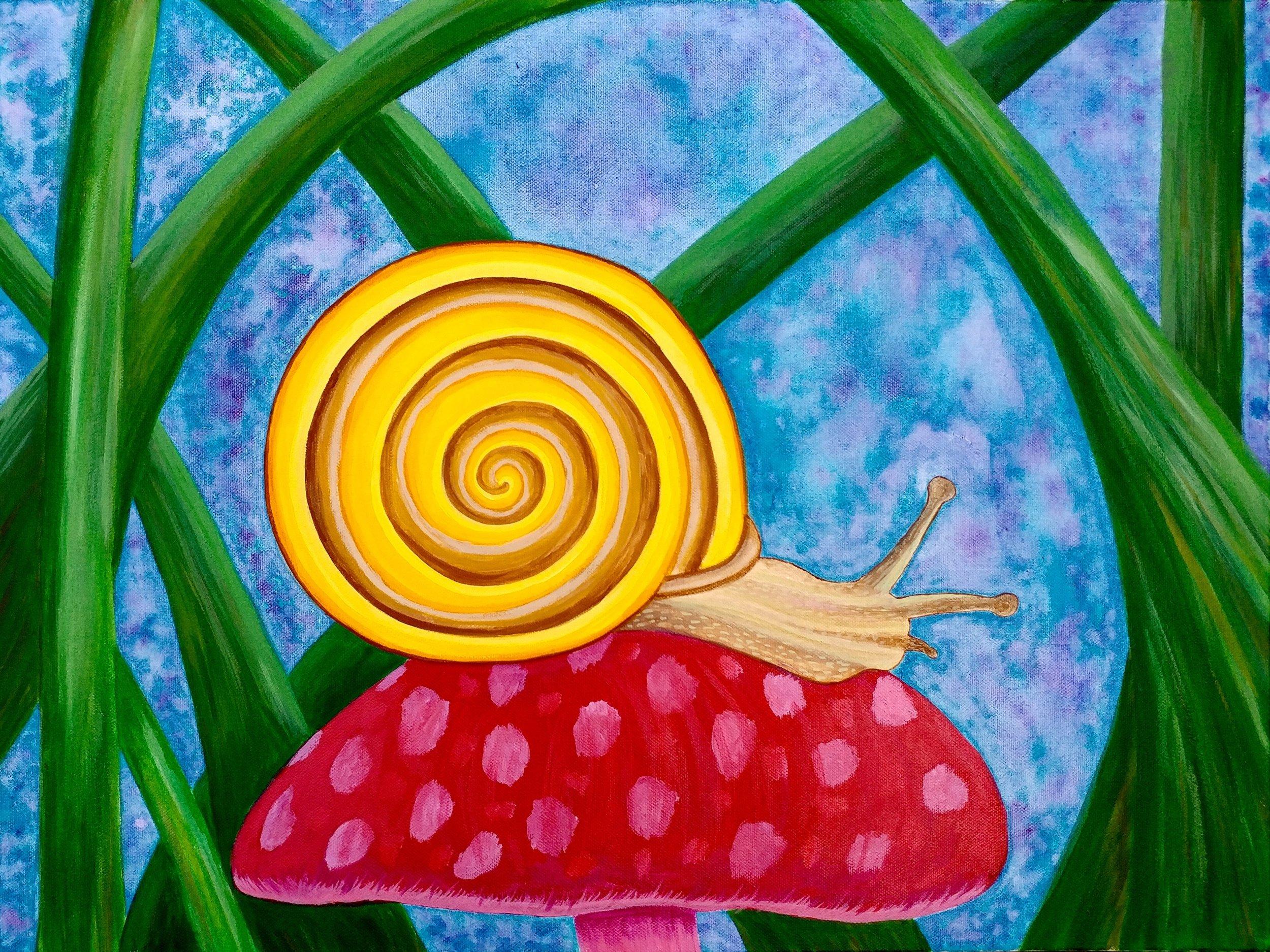 """Humble Snail"""