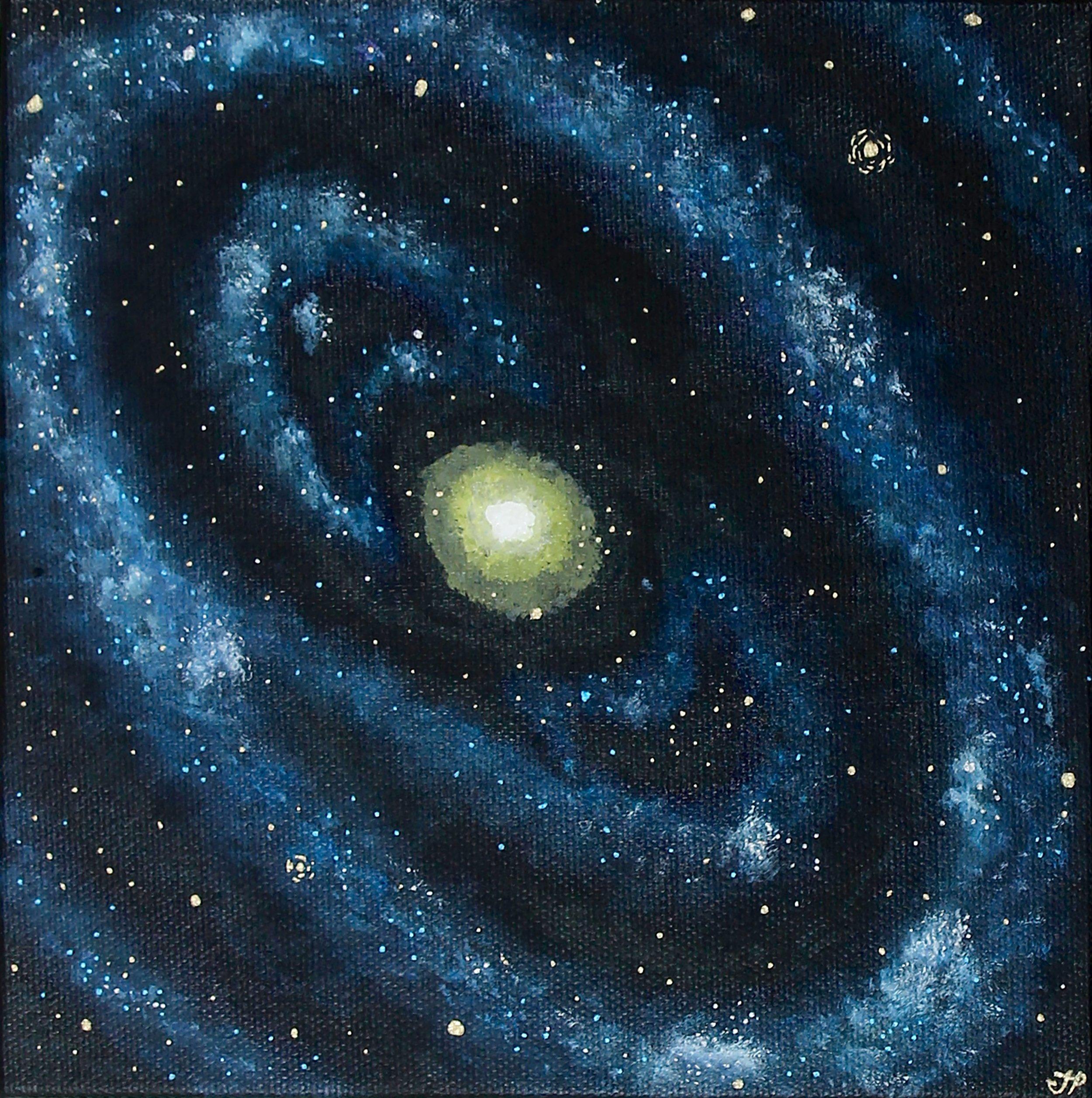 """Alluring Galaxy"""