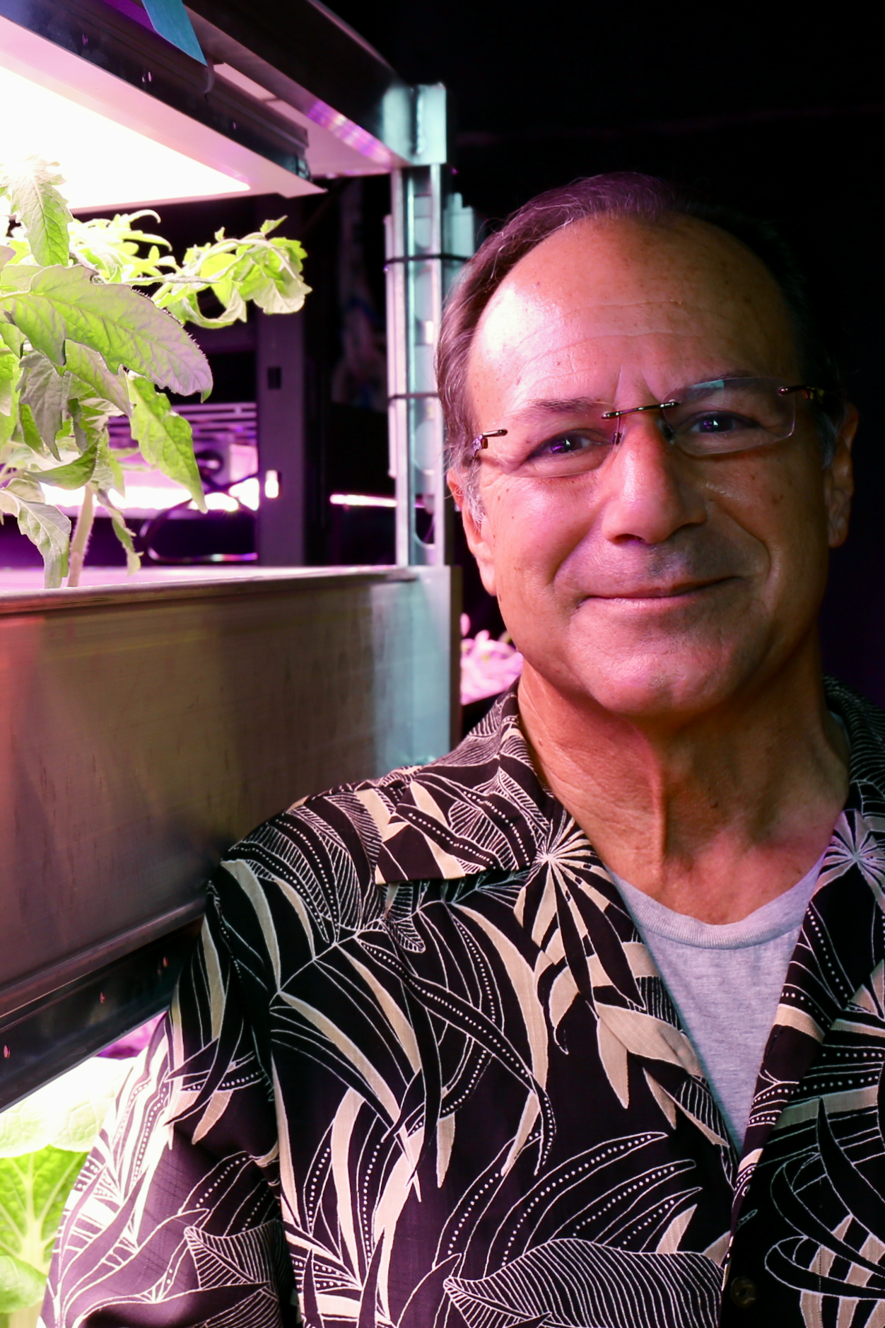 Stop by Agritecture during NYC AgTech Week to meet Sandor and see the lights in person.