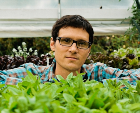 David Rosenstein: Champion Job Creator  David Rosenstein is the Executive Director of  Our Foods , a non-profit social enterprise dedicated to urban agriculture education, training, and jobs. He built the first aquaponic farm in Los Angeles County in 2012 and developed the  Art & Science of Aquaponics , an educational platform for school universities and the general public.  Rosenstein is a man pure of heart. He has a deep rooted dedication to creating green collar jobs. Rosenstein helped create a re-entry program called  Our Foods Urban Ag Training Program in Los Angeles & San Francisco that trains prisoners to learn to be growers, then placing them in jobs upon reentry into society. As a thought leader in the urban agriculture space, Rosenstein served as a selected judge for the  LA Agritecture Workshop .