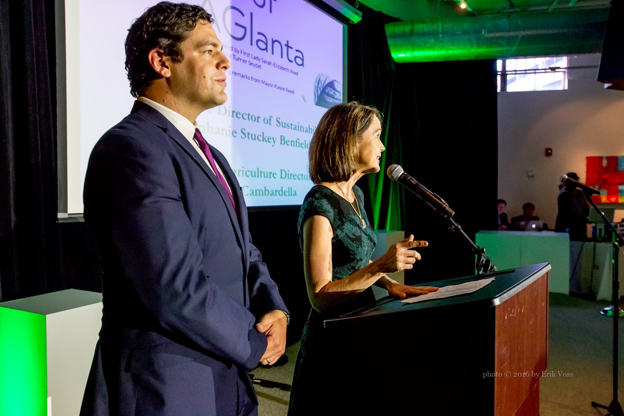 Atlanta's Urban Agriculture Director, Mario Cambardella, will participate in the 2018 Aglanta Conference