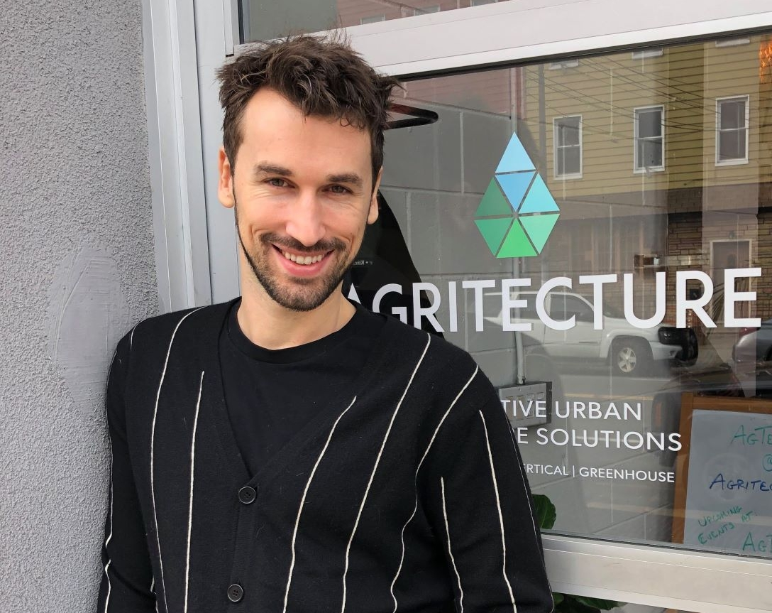 Henry Gordon-Smith, Founder and Managing Director of Agritecture Consulting.