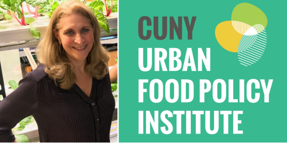 TFFJ CEO to headline CUNY's Youth-led Food Justice Advocacy panel on April 25th.