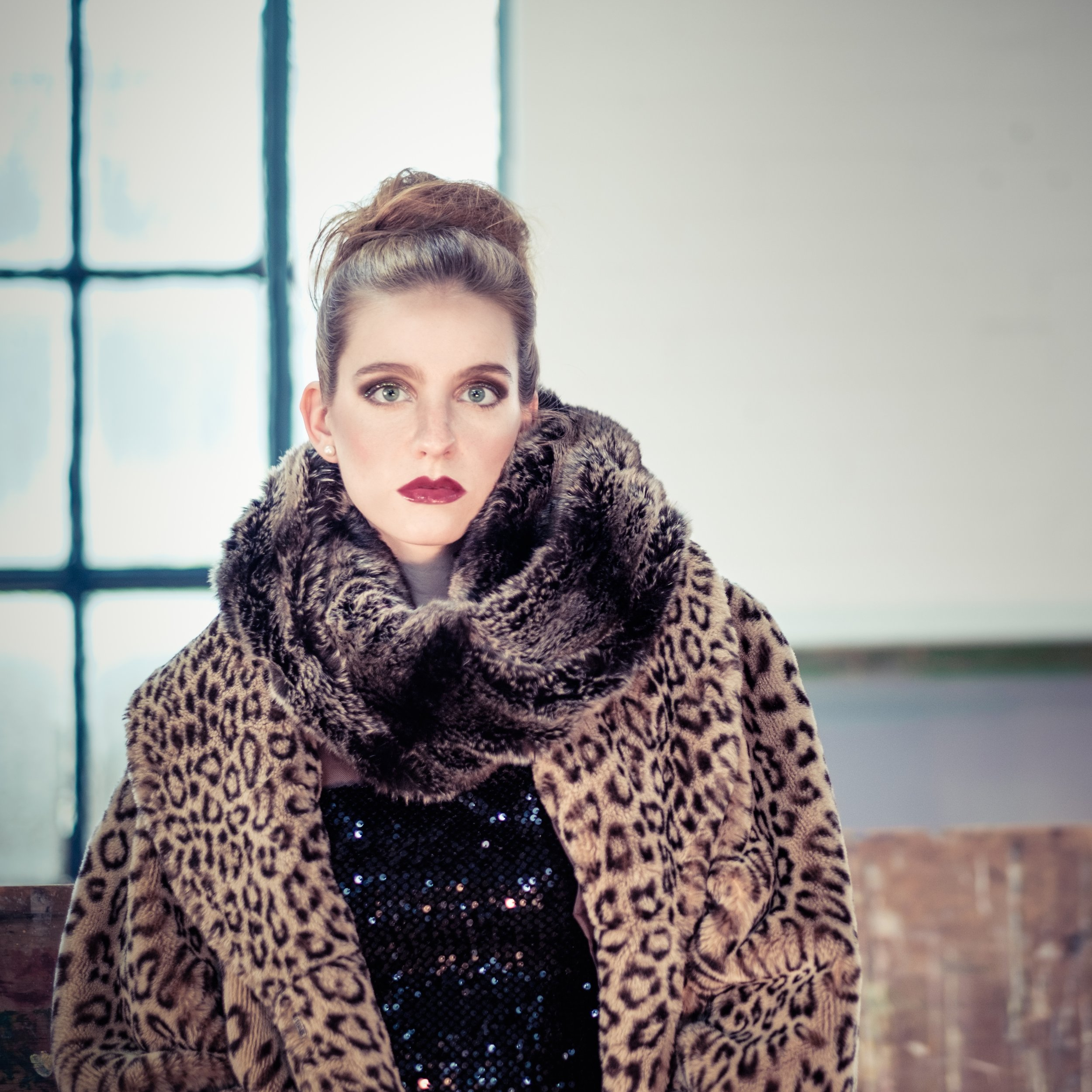 Ufurria's Infinity Scarf, providing a welcome extra layer -