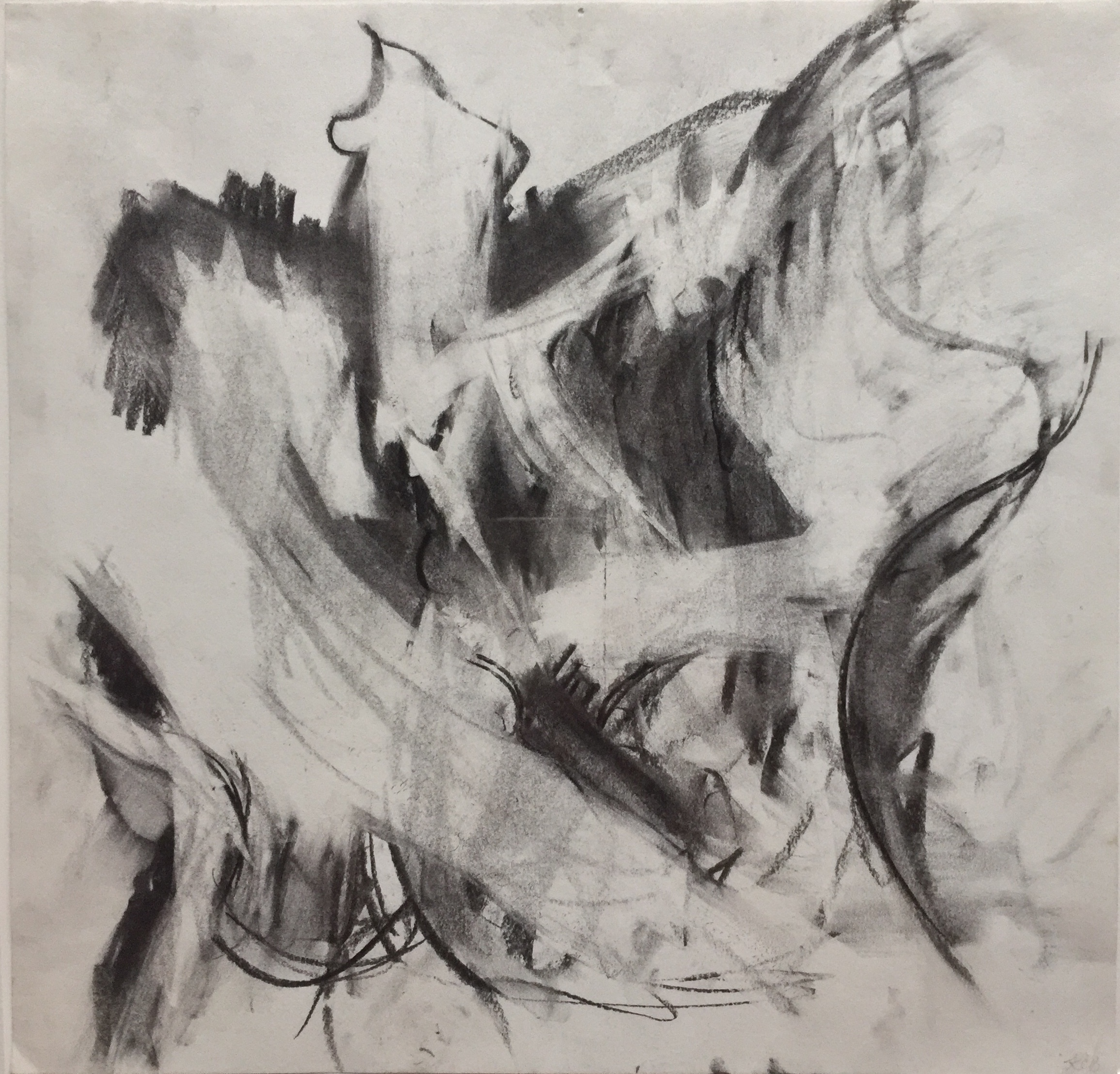 Untitled 2, charcoal on paper, Kristin Barton, .jpg